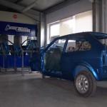 VW Polo 86C Komplett Lackierung - Seite