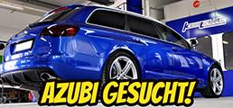 Ausbildung Fahrzeuglackierer bei der Kohlour GmbH Nossen